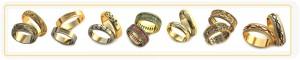 обручальные кольца в Владивостоке